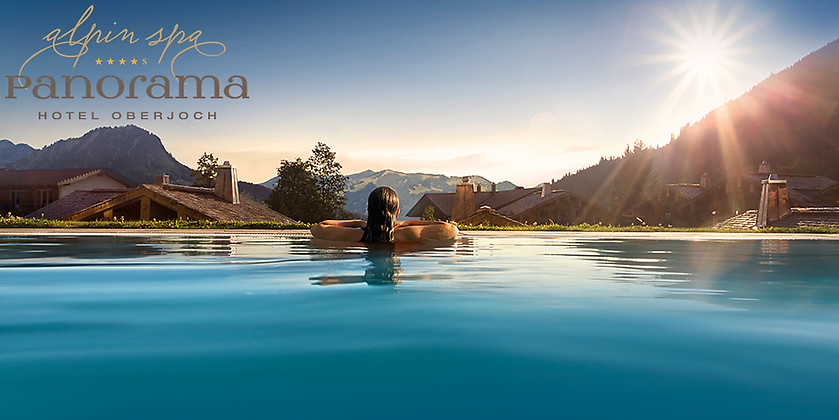 Gutschein für Ihr Kurzurlaub in den Allgäuer Alpen zum halben Preis! von Panoramahotel Oberjoch