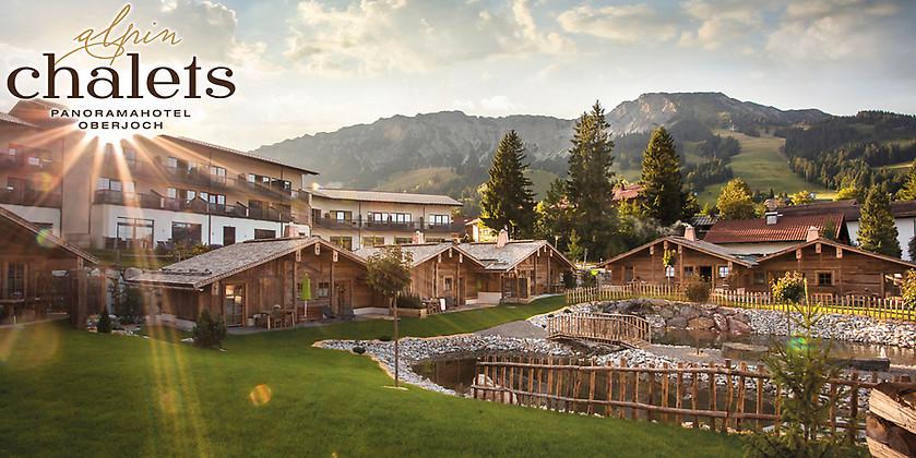 Gutschein für Natur trifft Luxus! Kurzurlaub im Allgäu zum halben Preis! von Alpin Chalets