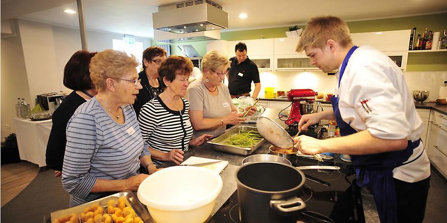 Abwechslungsreiche Kochkurse für Hobbyköche in Heinrichs Kochwerkstatt