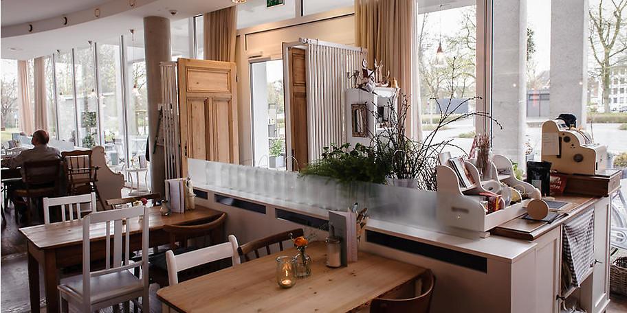 Gönnen Sie sich eine Auszeit und entspannen Sie im Restaurant Café Helene in Recklinghausen
