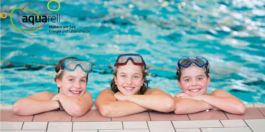 Im Freizeitbad Aquarell ist Wasserspaß bei jedem Wetter garantiert