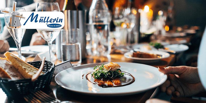 Gutschein für Feiern   Erleben   Genießen von Restaurant Müllerin