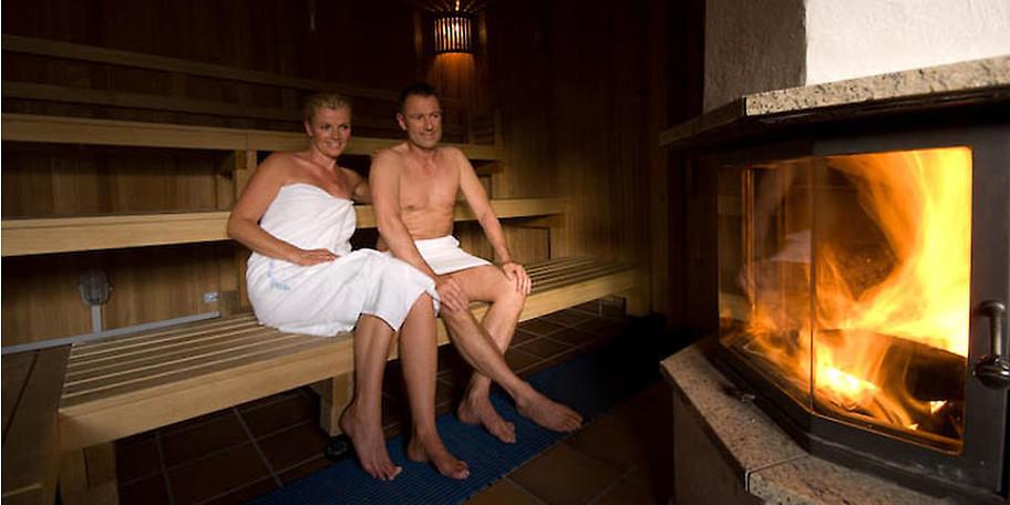 Schalten Sie ab in der Sauna in der Niederrhein-Therme Duisburg