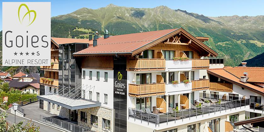 Gutschein für Kurzurlaub in Tirol zum halben Preis! von Goies Alpine Resort