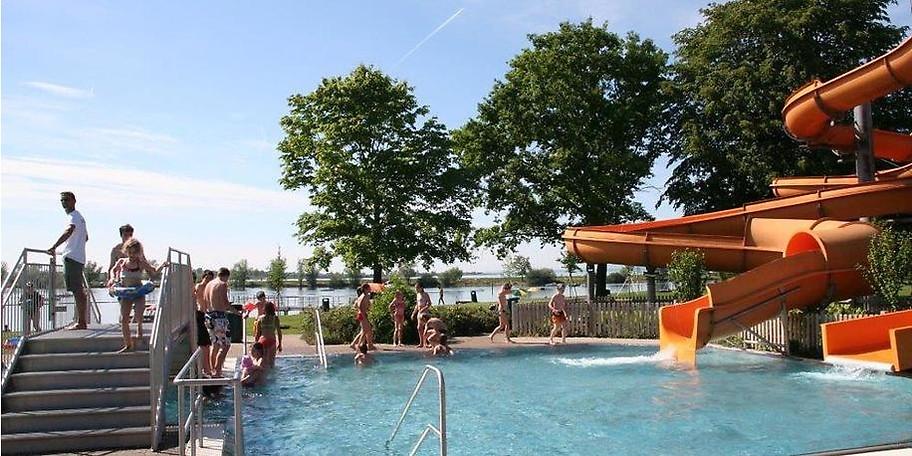 Genießen Sie das schöne Wetter im Hard am Bodensee