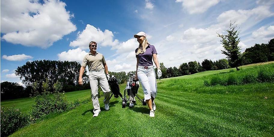 Die Golfanlage Rottbach ist die ideale Anlage für Golfer aller Handicap-Klassen