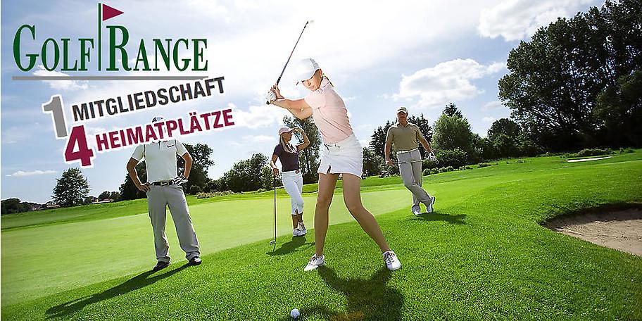 Ihr Gutschein für ein Jahr GolfFlat