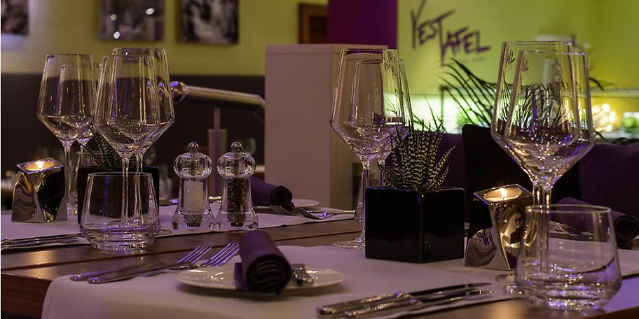 Erleben Sie einen eleganten Abend in der Vesttafel