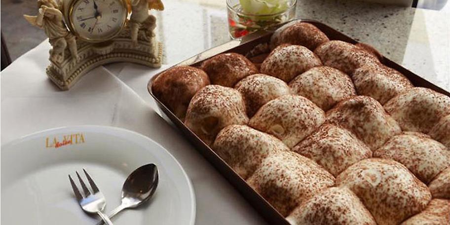 Freuen Sie sich auf köstliche italienische Desserts im La Dolce Vita in Recklinghausen