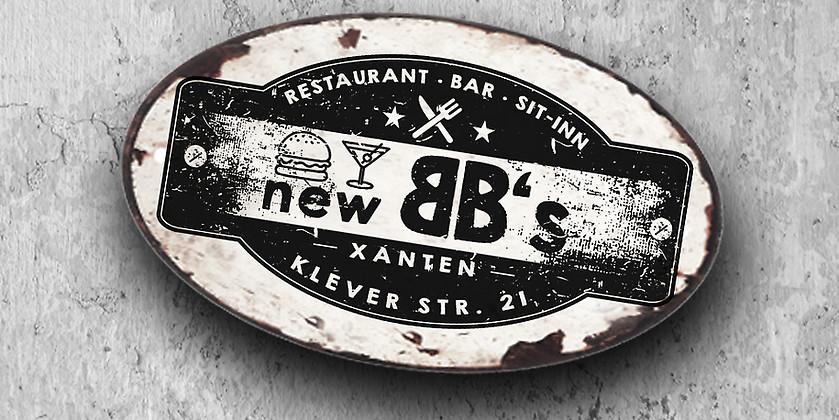 Gutschein für Feinstes Streetfood jeden Tag genießen von BB's