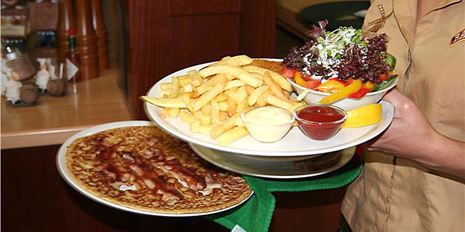 Gerne servieren wir Ihnen auch andere ausgewählte Speisen