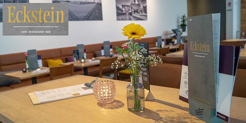 Gutschein für Das neue Eckstein – erleben Sie schöne Momente mitten im Herzen der Altstadt  von Cafè – Restaurant – Bar Eckstein