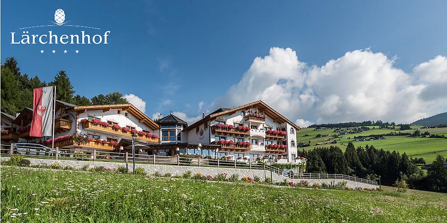 Gutschein - Hotel Lärchenhof - 432,- € statt 864,- €