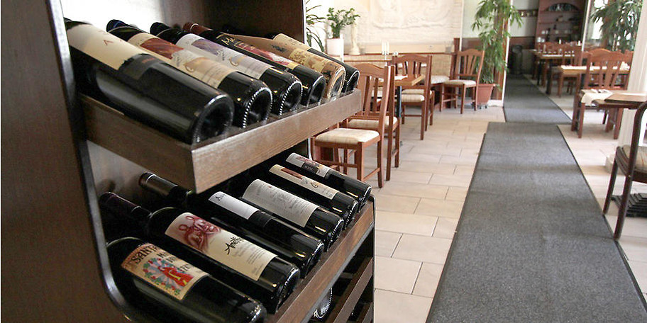 Gönnen Sie sich einen schönen Abend im Restaurant Delphi in Heidenheim