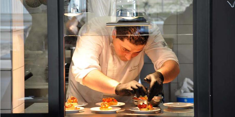 Italienische Küche auf höchstem Niveau im L'Osteria cucina e bar in Aalen