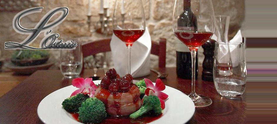 Gutschein für Italienische Küche auf höchstem Niveau von L'Osteria cucina e bar