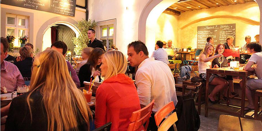 Verbringen Sie einen gemütlichen Abend in der Brasserie Bamberg