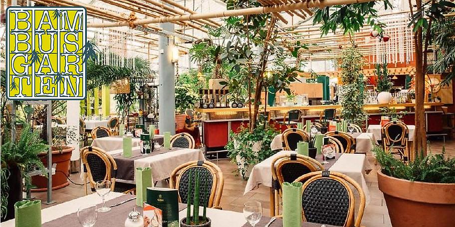 Gutschein - Restaurant und Café Bambusgarten - 25,- € statt 50,- €