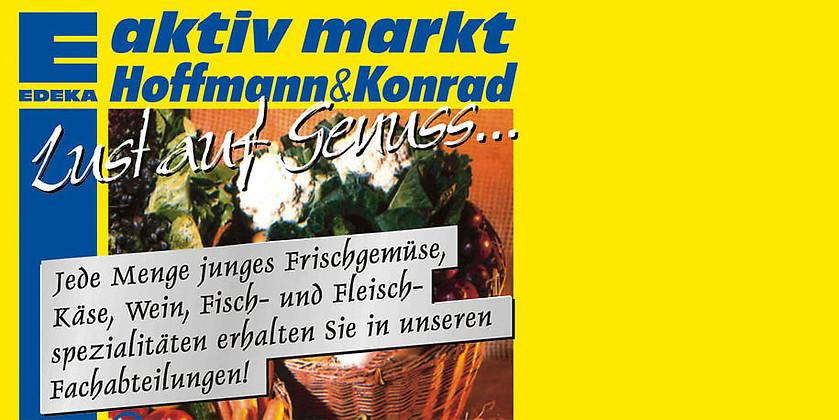 Gutschein für Ihr Verbund mit Herz von Aktivmarkt Hoffmann & Konrad