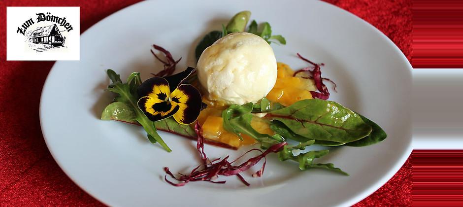 Gutschein für Herzliche Gastlichkeit und mediterrane Küche von Restaurant Zum Dömchen