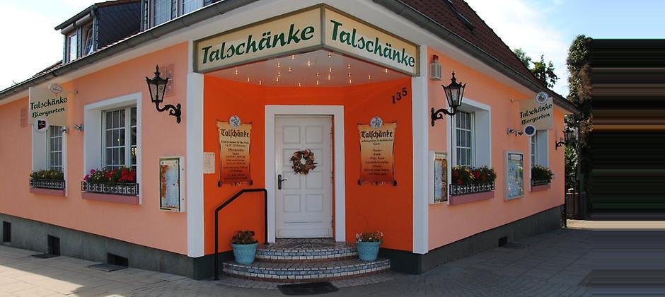 Gutschein für Restaurant und Biergarten mit internationaler Küche von Talschänke