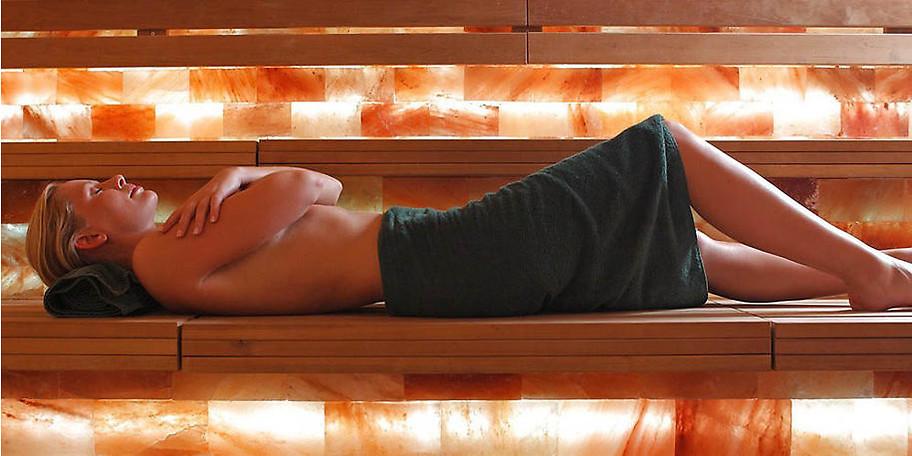 Das H2O in Herford bietet Entspannung pur im Refugium und der einmaligen Saunawelt