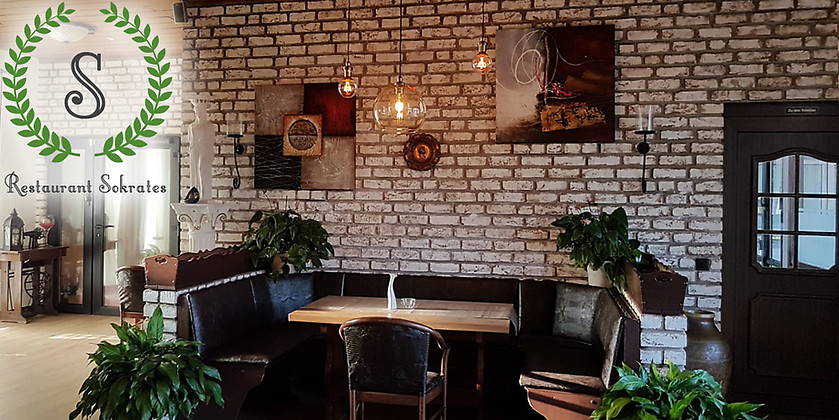 Gutschein für Ein Kurztrip nach Griechenland von Restaurant Sokrates
