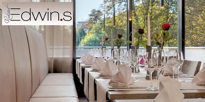 Gutschein für Ihr Gutschein für vielfältige Kulinarik von Restaurant Edwin.s