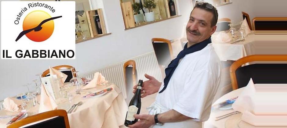 Gutschein für Feinste italienische Küche von Il Gabbiano