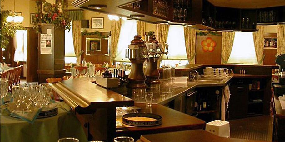 Gemütliche Atmosphäre im Gasthaus Niederländer in Mandelbachtal