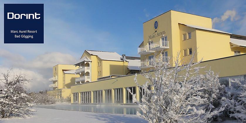 Gutschein für Ankommen, verweilen, wohl fühlen von Dorint Marc Aurel Resort Bad Gögging