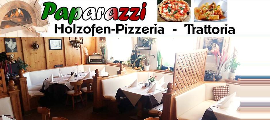 Gutschein für Original italienische Küche in rustikalem Ambiente von Paparazzi Trattoria