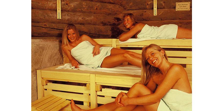 Schalten Sie ab in der Sauna der Driburg Therme