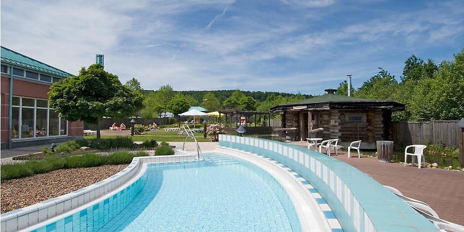 Gönnen Sie sich eine Auszeit in der Driburg Therme in Bad Driburg