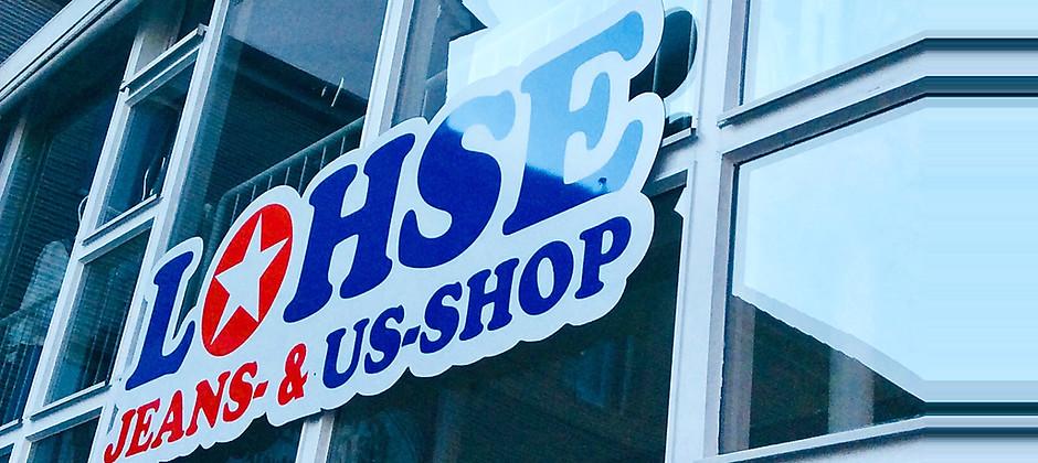 Gutschein für Der Geheimtipp für Jeans und Outdoorbekleidung von Der neue: LOHSE JEANS- & US-SHOP
