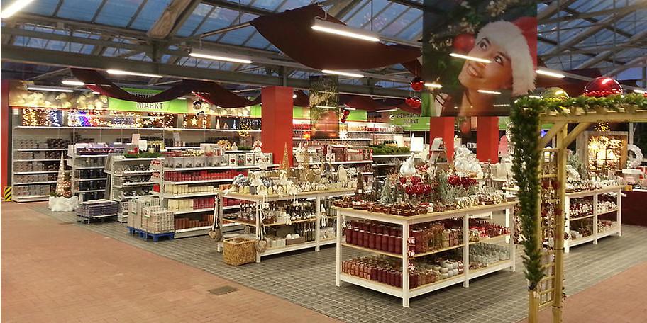 Im hagebaumarkt Paderborn finden Sie garantiert die passende Weihnachtsdeko