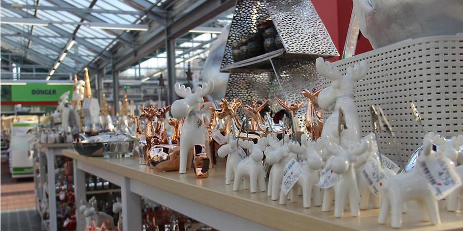 Im hagebaumarkt Paderborn finden Sie Dekoration für die Weihnachtstage