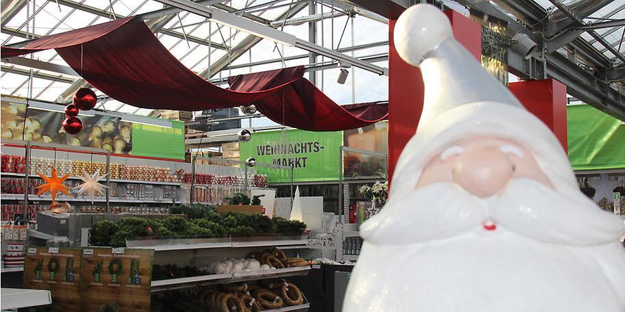 Der hagebaumarkt Paderborn wünscht Ihnen besinnliche Feiertage