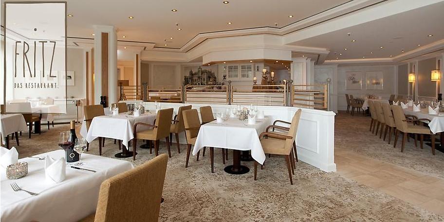 Stilvolles Ambiente im Restaurant Fritz in Gütersloh