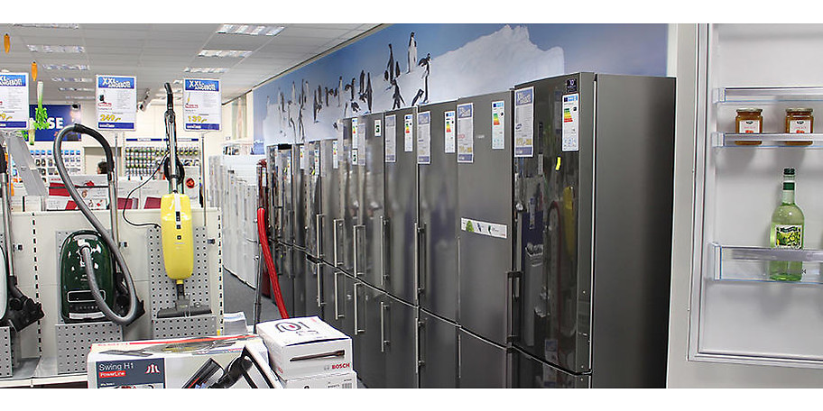 Euronics XXL Bücker - ihr Elektrofachmarkt in Gütersloh