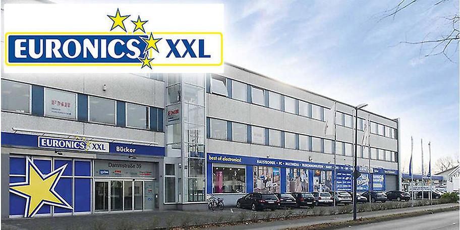 Produktvielfalt auf mehr als 800 Quadratmetern bei Euronics XXL Gütersloh