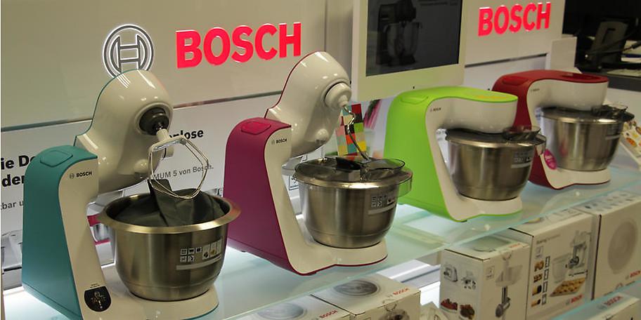 Küchenmaschinen für Hobbybäcker von Euronics XXL Bücker Gütersloh