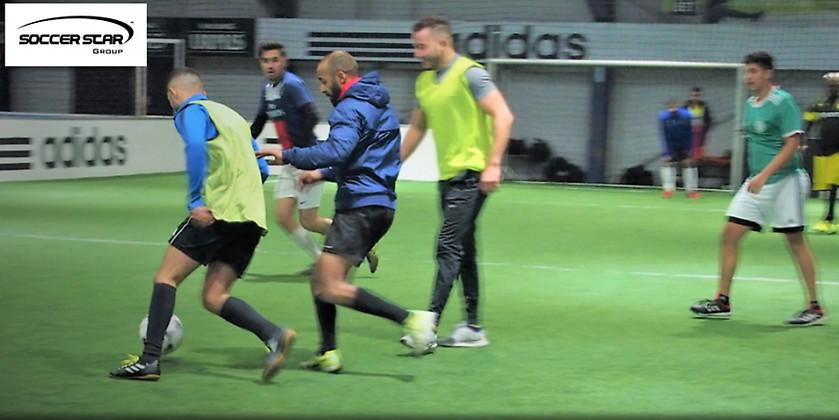 Gutschein für Ihr Gutschein für die Soccer-Arenen in Saarbrücken und Neunkirchen! von SoccerStar