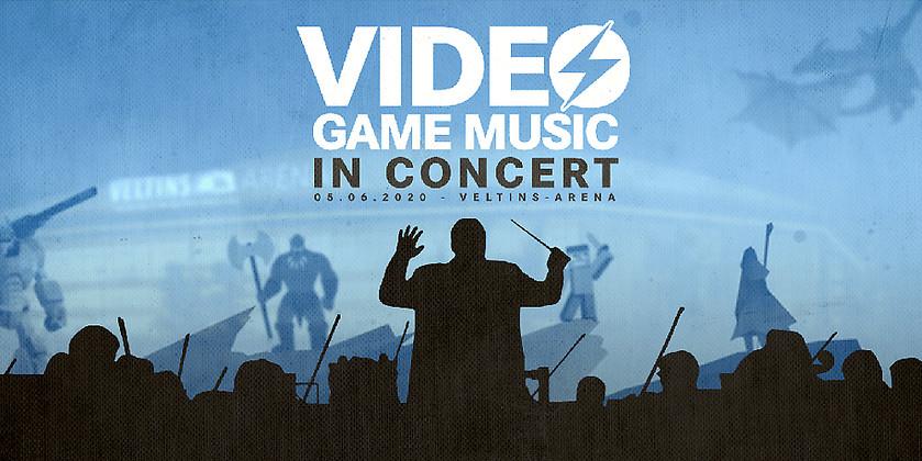 Gutschein für Tickets zum halben Preis für das Event zum Start der Gamescom 2020! von Video Game Music in Concert