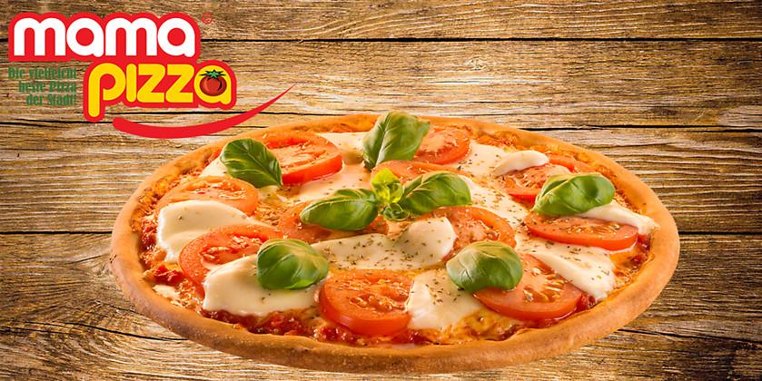 Gutschein für Die vielleicht beste Pizza der Stadt von Mama Pizza