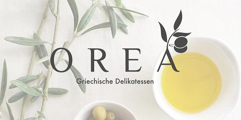 Gutschein für Ihr Restaurantgutschein zum halben Preis! von OREA – Griechische Delikatessen