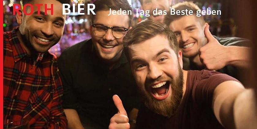 Gutschein für Zwei Kästen ROTH BIER PILSNER zum Preis von einem! von Roth Bier