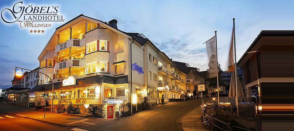 Gutschein für Gutschein für Genießer-Tage für zwei Personen inkl. 2 Übernachtungen - Zum halben Preis! von Göbel's Landhotel Willingen ****