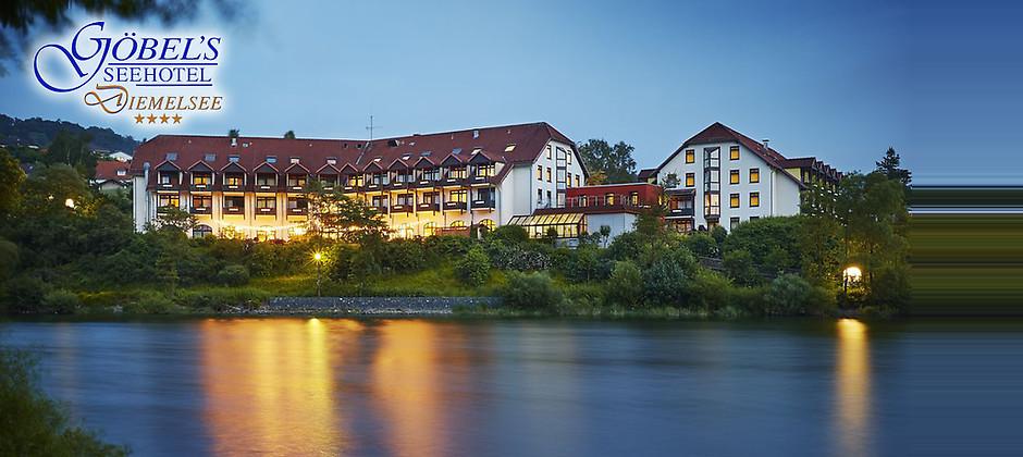 Gutschein für Urlaub zu jeder Jahreszeit für zwei Personen inkl. 3 Übernachtungen - Zum halben Preis! von Göbel's Seehotel Diemelsee ****
