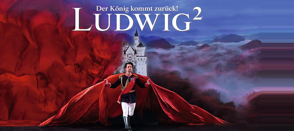 Gutschein für Der König kommt zurück! 2 Tickets zum Preis von einem! von Musical: Ludwig²